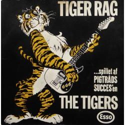 ESSO- The Tigers- Kom en tiger på tanken (Vinyl)