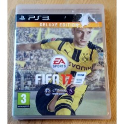 Playstation 3: FIFA 17 - Deluxe Edition (EA Sports)