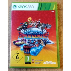 Xbox 360: Skylanders - SuperChargers (Activision)