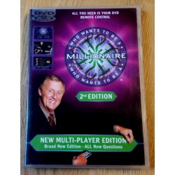 Who Wants To Be A Millionaire? - DVD Game