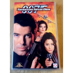 James Bond 007 - Tomorrow Never Dies - VHS