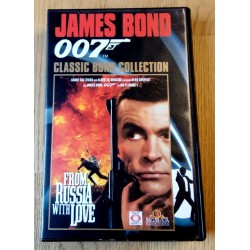 James Bond 007 - From Russia With Love - VHS