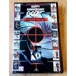 James Bond 007 - Happy Anniversary - VHS