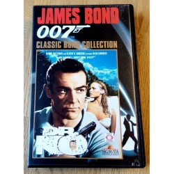 James Bond 007 - Dr. No - VHS