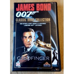 James Bond 007 - Goldfinger - VHS