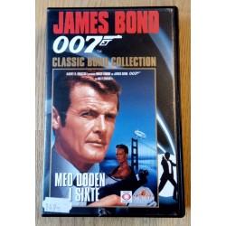 James Bond 007 - Med døden i sikte - VHS