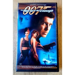 James Bond 007 - The World Is Not Enough - VHS