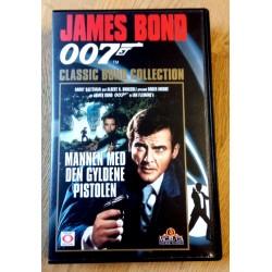 James Bond 007 - Mannen med den gyldene pistolen - VHS