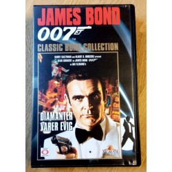 James Bond 007 - Diamanter varer evig - VHS