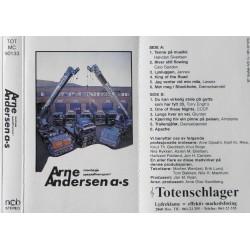 Arne Andersen A.S- Reklamekassett