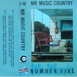Mr.Music Country- Nr.5- 1990