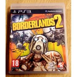 Playstation 3: Borderlands 2 (2K Games)