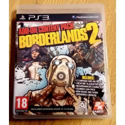 Playstation 3: Borderlands 2 - Add-On Content Pack (2K Games)