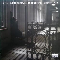 Birgitte Grimstad- Ord over grind (Vinyl-LP)