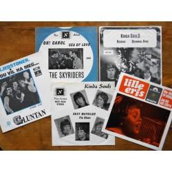 Fem singel-cover (Vinyl)
