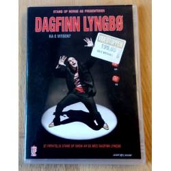Dagfinn Lyngbø - Ka e vitsen? - DVD