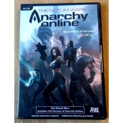 Anarchy Online: The Notum Wars (Funcom) - PC