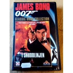 James Bond 007 - I skuddlinjen - VHS