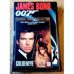 James Bond 007 - Goldeneye - VHS