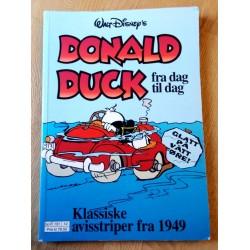Donald Duck fra dag til dag - Klassiske avisstriper fra 1949