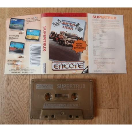 Supertrux (Encore) - Commodore 64 / 128