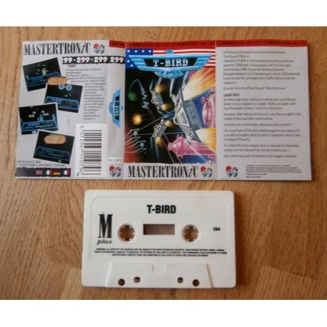 T-Bird (Mastertronic) - Commodore 64 / 128