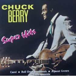 Chuck Berry- Super Hits (CD)