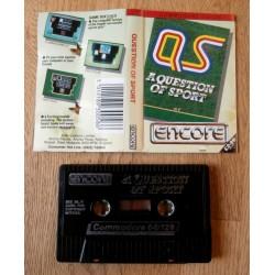 A Question of Sport (Encore) - Commodore 64 / 128