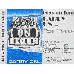 Boys On Tour- Carry On...(Tønsberg)