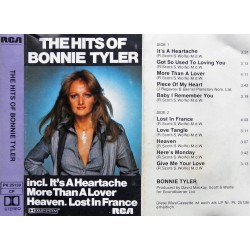 Bonnie Tyler- The Hits of.......