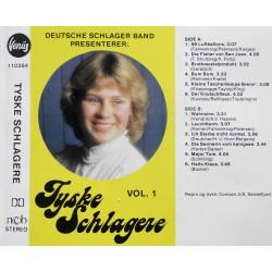 Tyske Schlagere- Vol 1