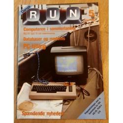 Run - 1986 - Nr. 5 - Maj