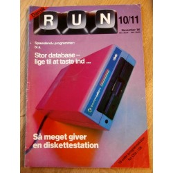 Run - 1986 - Nr. 10/11 - November