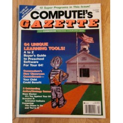 Compute!'s Gazette for Commodore Personal Computer Users - 1988 - October