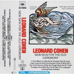 Leonard Cohen- New Skin For The Old Ceremony
