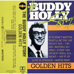Buddy Holly- Golden Hits