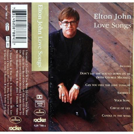 Elton John- Love Songs