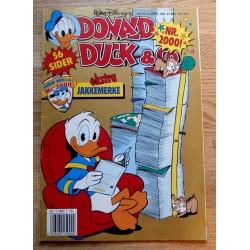 Donald Duck & Co: 1985 - Nr. 32 - Med jakkemerke