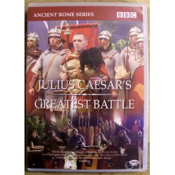 Julius Caesar's Greatest Battle