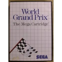 SEGA Master System: World Grand Prix