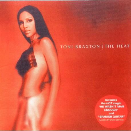Toni Braxton- The Heat (CD)