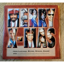 Merry X-Mas - CD