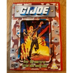 G.I. Joe - Over 100 Minutes of Action Hero Adventues - DVD