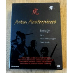 Asian Masterpieces - The Collection - DVD