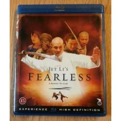 Jet Li's Fearless - Blu-ray