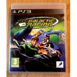 Playstation 3: Ben 10 Galactic Racing (D3 Publisher)