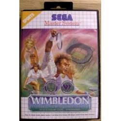 SEGA Master System: Wimbledon