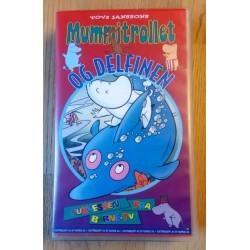 Mummitrollet og delfinen - VHS