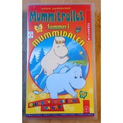 Mummitrollet - Sommer i Mummidalen - VHS