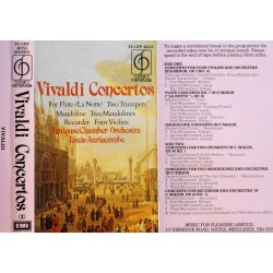 Vivaldi Concertos